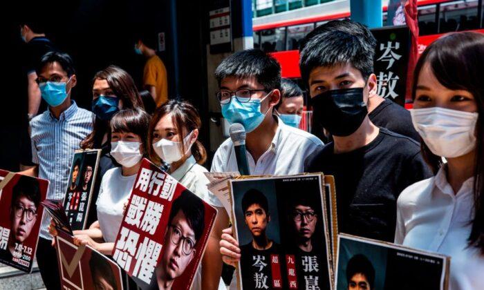 """中 당국, 홍콩 선거제도 변경 시사…""""민주파 출마 저지"""" 우려"""