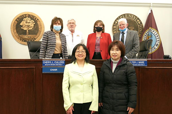 미 버니지아 워런 카운티 위원회가 장기약탈 규탄 결의안을 채택했다. | 에포크타임스