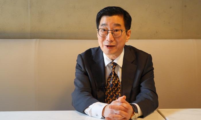 차두현 아산정책연구원 외교안보센터 수석연구위원. | 사진=이유정 기자/에포크타임스