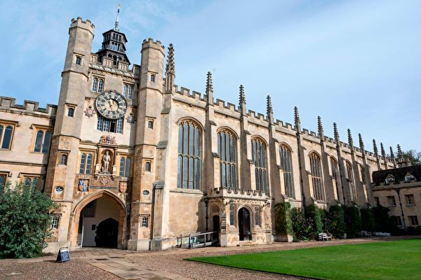 영국 케임브리지 대학교. (JUSTIN TALLIS/AFP via Getty Images)
