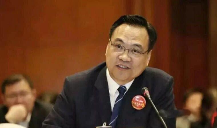 중국의약그룹(시노팜) 관계사인 시노팜 홀딩스의 위칭밍 회장 | 웨이보