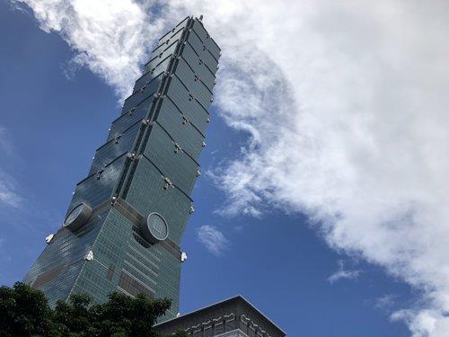 대만의 트레이드마크인 타이베이 101 빌딩 | 연합뉴스