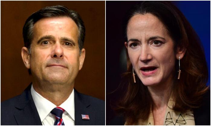 애브릴 헤인스 신임 DNI 국장은 지난 16일 발표한 외국의 미국 대선 개입 관련 보고서에서 중공의 미 대선 개입을 부인하며 두달 전의 결론을 뒤집었다. | Photo by Mark Makela/Getty Images)