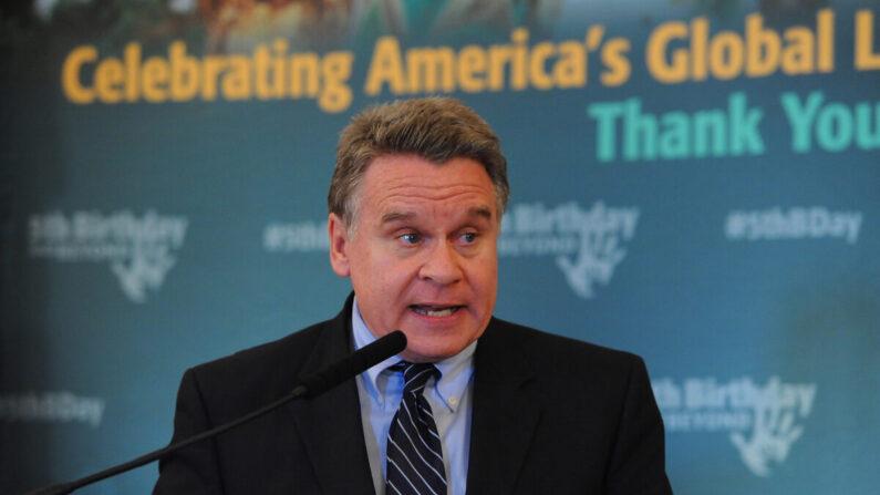 미국 공화당 크리스 스미스 하원 의원   Larry French/Getty Images