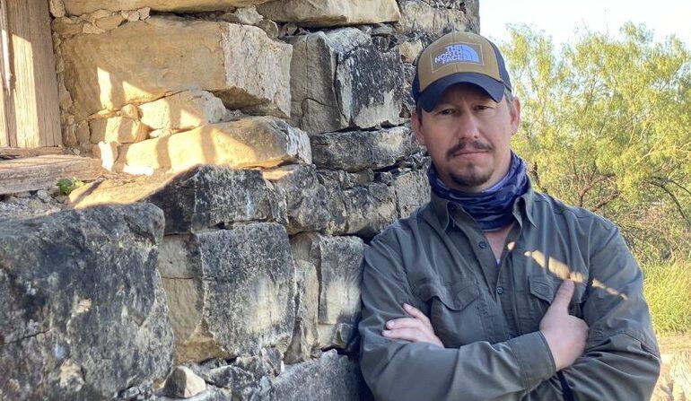 미국 국경지대 조직범죄 전문가 제이슨 존스 | NTD