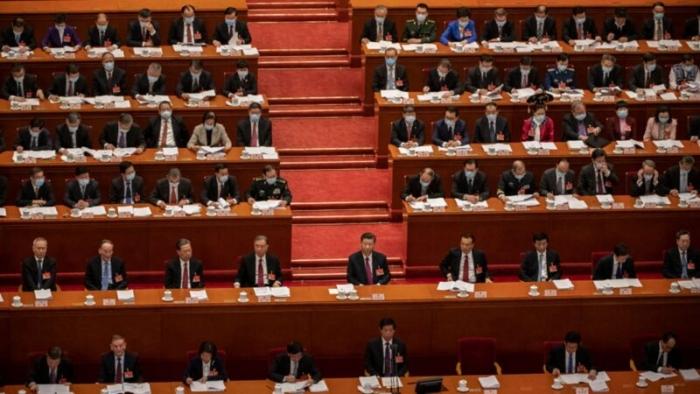 올해 중공 양회에서 나온 황당한 제안들이 중국 SNS 웨이보에서 인기검색어 상위를 차지하고 있다. | Kevin Frayer/Getty Images)