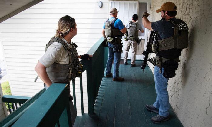 미 연방보안관, 테네시주에서 실종 아동 150명 구출