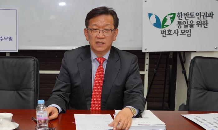 석동현 변호사. | 사진=이유정 기자/에포크타임스