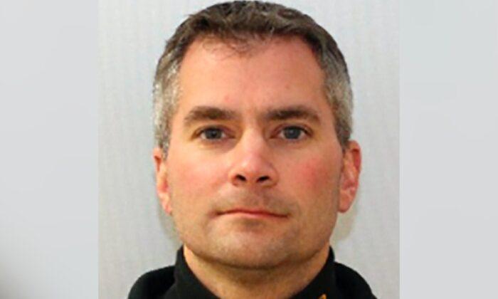 지난 1월 6일 미국 의회 난입 사태 하루만에 순직한 경찰관 브라이언 시크닉(42). | United States Capitol Police via AP