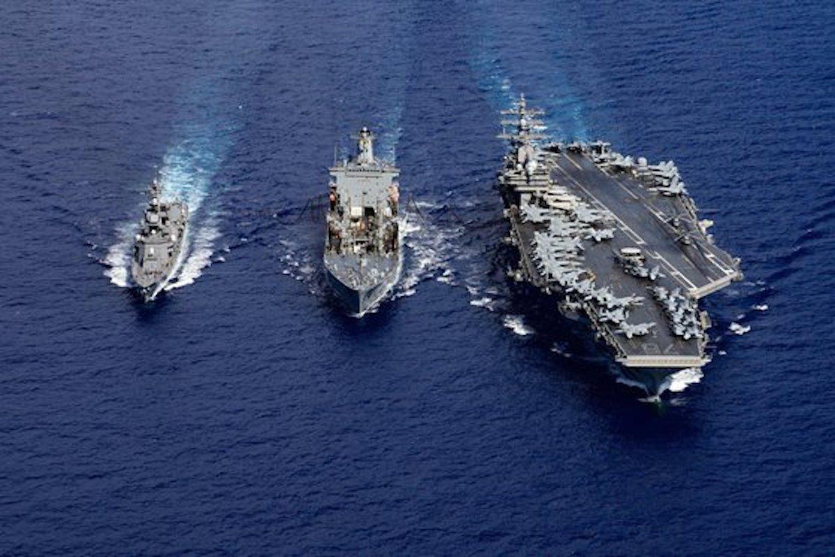 미·일 정상회담, 대만해에 집중... 중공 견제 역할 맡게 된 일본