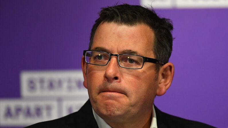 친중공 정책을 추진하면서 호주 연방정부와 마찰을 빚고 있는 대니얼 앤드루스 호주 빅토리아 주총리 | AAP