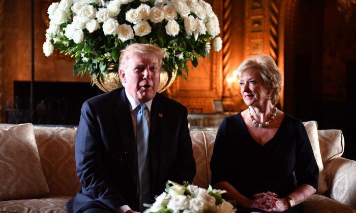 트럼프 참모진, 미국우선주의 정책 개발 싱크탱크 출범