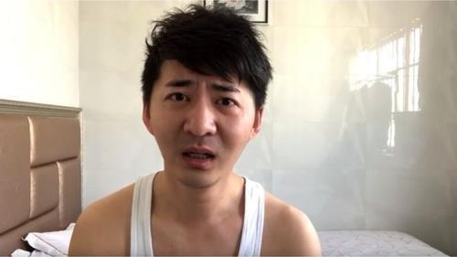코로나19 발원지인 중국 우한에서 비판적 보도를 한 시민기자 천추스. 2020.9.25. | 연합
