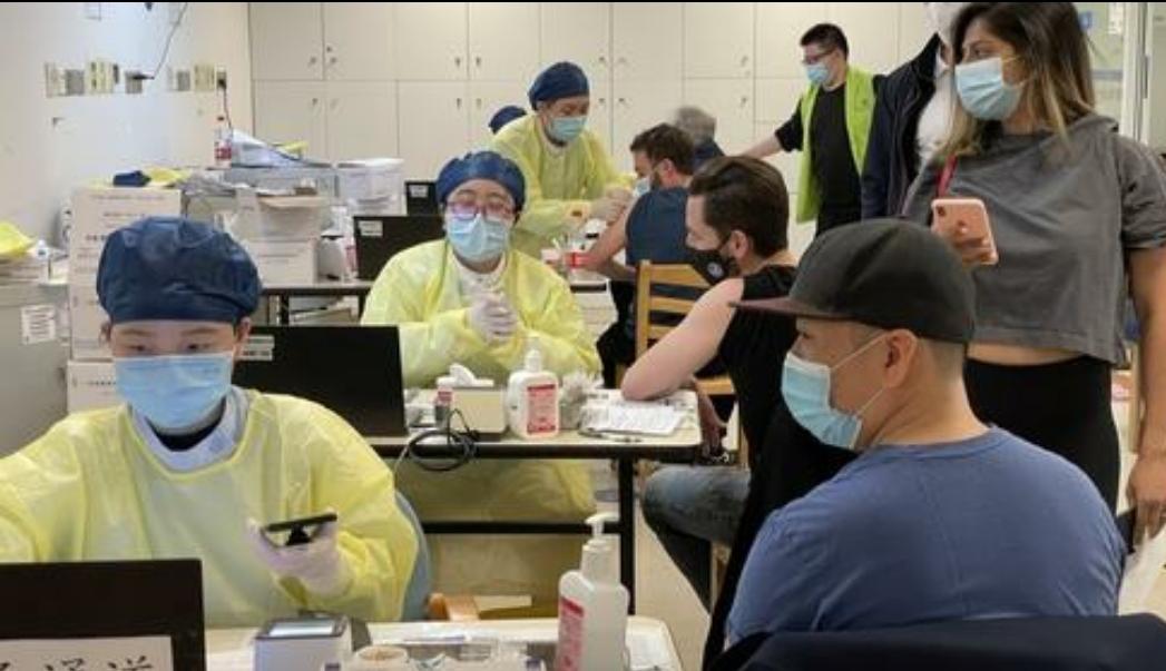 중국 백신 사흘전 접종 상하이 40대 한국교민 숨져