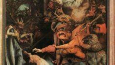 신성한 인내에 보내는 찬사…'성 안토니우스의 유혹'