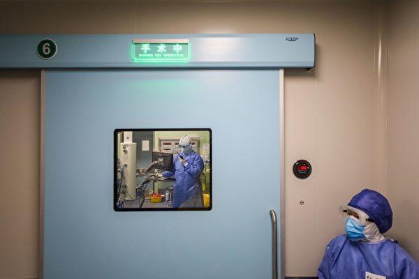 심장이식 하루 4건 한다는 中 우한 대형병원 미스터리