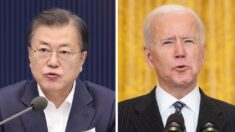 文대통령, 美바이든과 이번 주 첫 정상회담