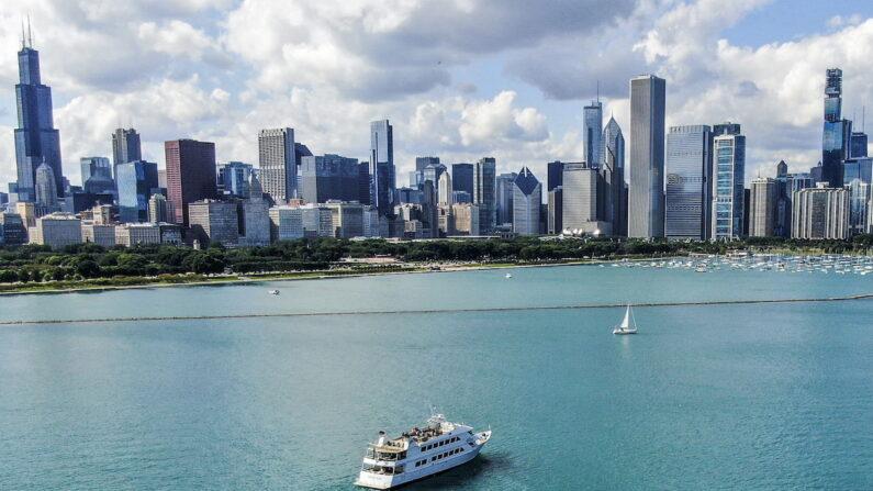 미국 시카고 스카이라인 | EPA 연합뉴스