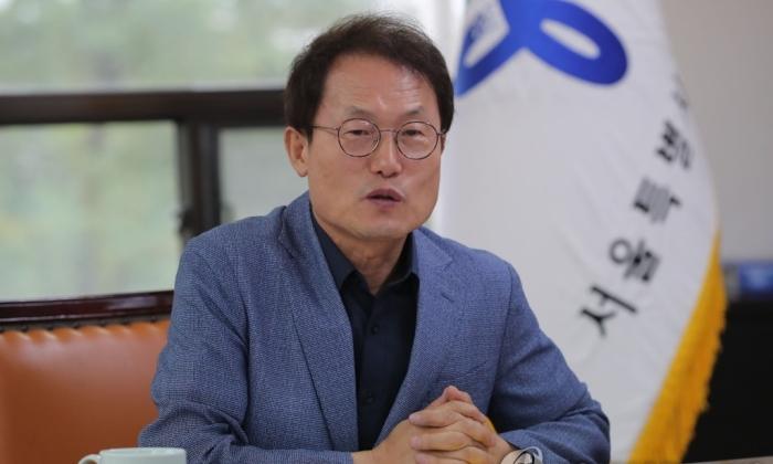 조희연 서울시교육감. | 연합뉴스
