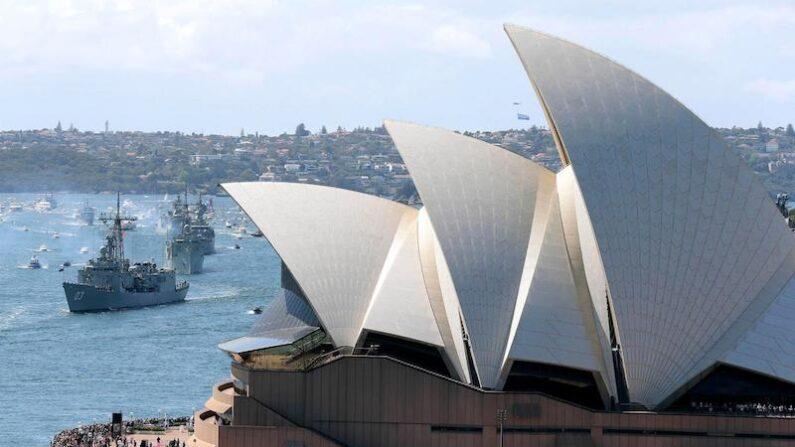 호주 시드니 오페라하우스 | AP=연합뉴스