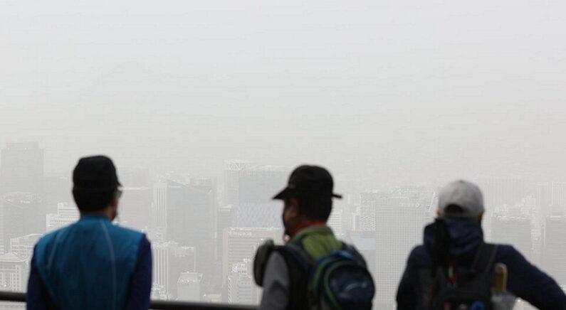 5월 미세먼지, 한국 52% 중국발34% 발표에 누리꾼 '갸우뚱'