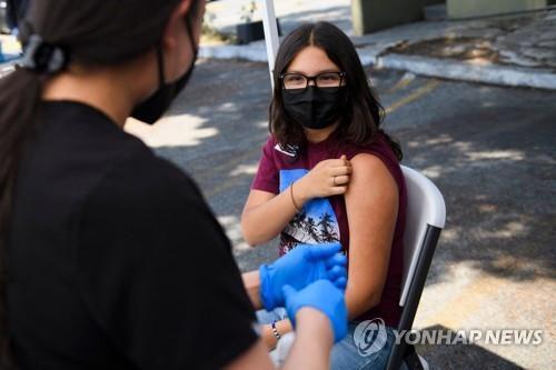 미국 젊은층 백신 접종   로이터/연합뉴스