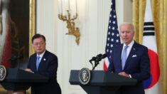 한미공동성명 '대만' 첫 언급…정부, 중국보다 미국으로 기우나