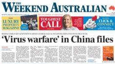 """[분석] 호주 언론 """"중국군, 바이러스 무기화 연구"""""""