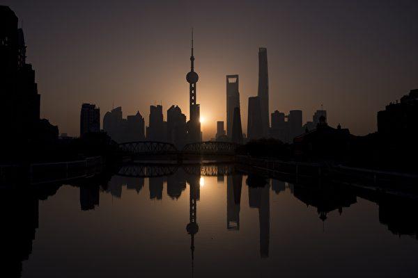 중국의 경제발전을 상징하는 상하이 마천루 | JOHANNES EISELE/AFP via Getty Images/연합