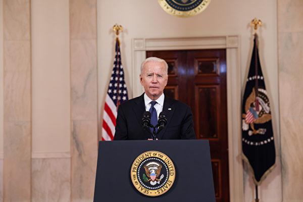 조 바이든 미국 대통령 | Anna Moneymaker/Getty Images