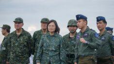 """대만 언론 """"대만 육군기지에 미군 주둔 확인""""…중국은 침묵"""