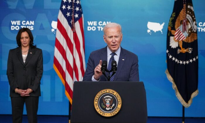 조 바이든 미국 대통령. 2021.6.2 | Mandel Ngan/AFP via Getty Images/ 연합