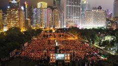 홍콩 당국, 톈안먼 32주년 맞아 경찰 7천명 배치 '삼엄한 경계'