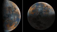 천체물리학자가 꿈인 10대가 직접 찍은 5만장 합쳐 1장으로 만든 달 사진