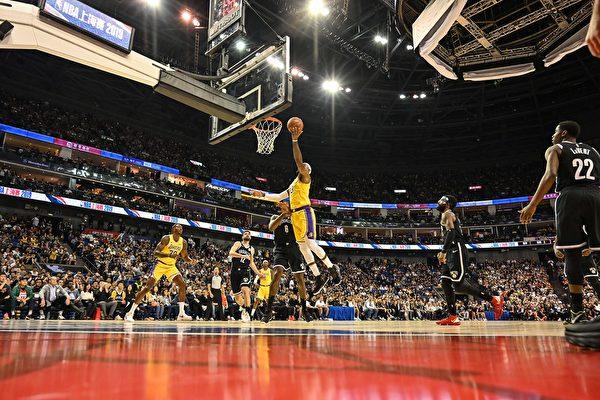미국 프로농구연맹(NBA) 소속 경기팀의 농구 경기 장면 | HECTOR RETAMAL/AFP via Getty Images/연합