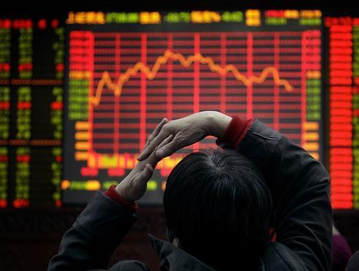 중국의 한 증권거래 객장 | 로이터/연합뉴스