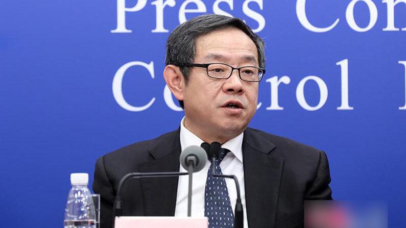 펑쯔젠(馮子健) 중국 질병예방통제센터 연구원 | 웨이보