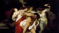 복수가 가져온 비애…'퓨리스에게 쫓기는 오레스테스'