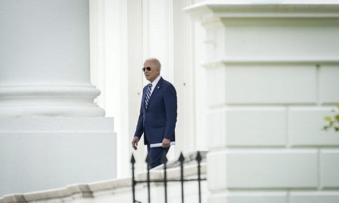 조 바이든 미국 대통령. 2021.5.28   Drew Angerer/Getty Images