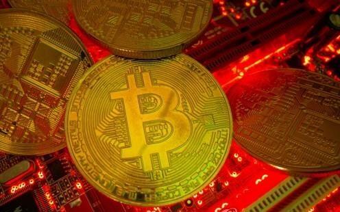 가상화폐 비트코인 모형 | 로이터/연합뉴스