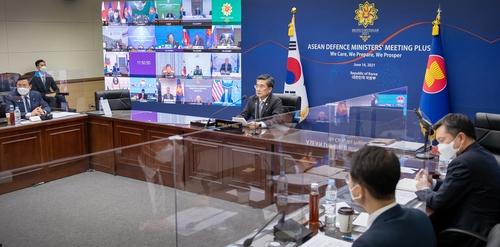 아세안 국방장관들, 외국어선에 발포 허용한 중국 해경법에 우려