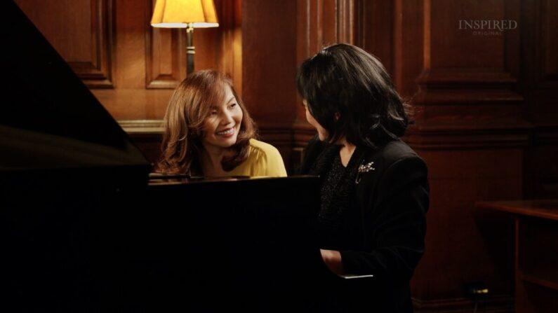 NTD 예술 토크 프로그램 '피아노 토크(Piano Talks)'   방송화면 캡처