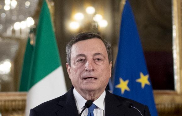 마리오 드라기 이탈리아 총리 | 로이터/연합뉴스
