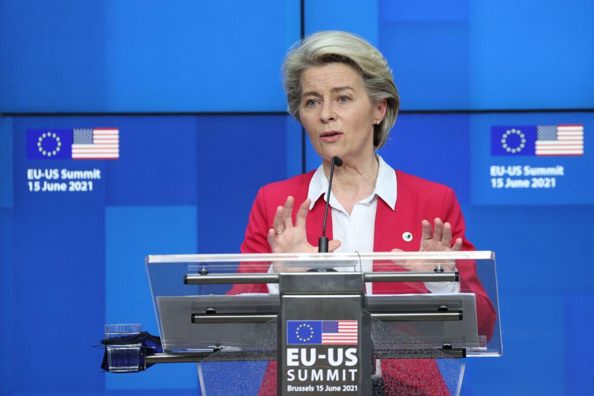 """""""인권 문제 때문에 분리""""...EU도 중국과 거리 두기"""