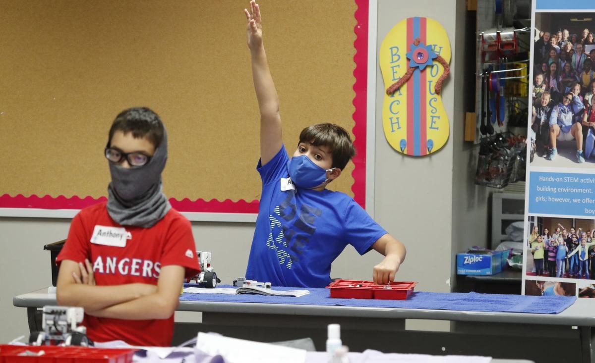 하루종일 착용했더니…아이들 마스크서 치명적 병원체 검출