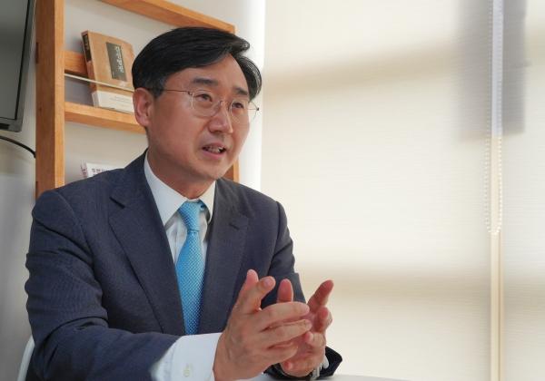 신범철 경제사회연구원 외교안보센터장 | 이유정/에포크타임스