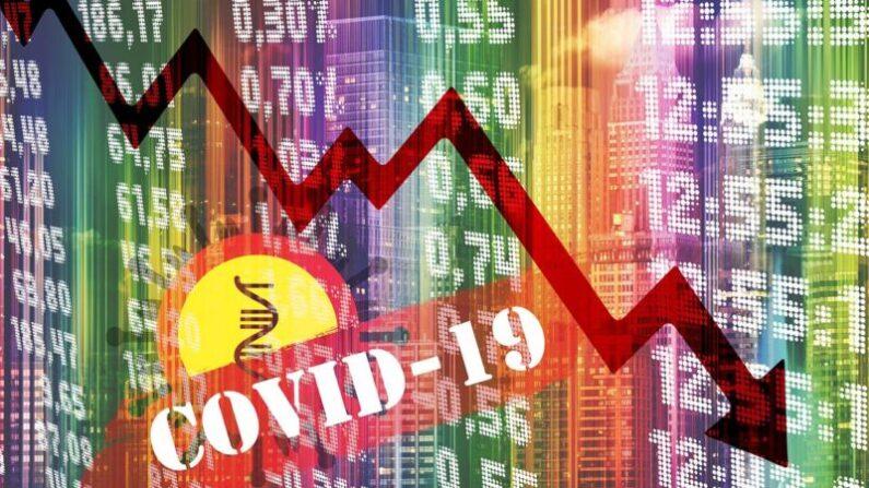 중국 경제 침체가 계속되면서 중공 당국은 '경제내순환'을 제시했다. | pixabay