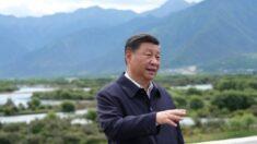 시진핑, 물난리 난 허난성 패싱하고 티베트 찾은 이유는
