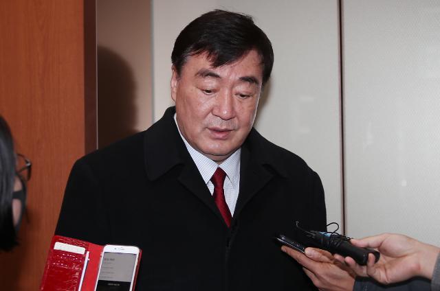 싱하이밍 주한 중국대사 | 연합뉴스