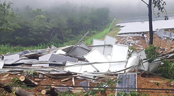 """""""청정 에너지? 태양광 패널 폐기물 쓰나미 온다"""" 美전문가 경고"""